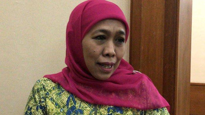 Tujuh Tokoh Jatim Masuk Kabinet Jokowi - Ma'ruf, begini Harapan Gubernur Khofifah