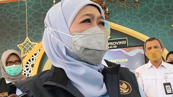 Gubernur Khofifah Melarang Warga Jatim Takbiran Keliling dan Unjung-unjung Saat Lebaran