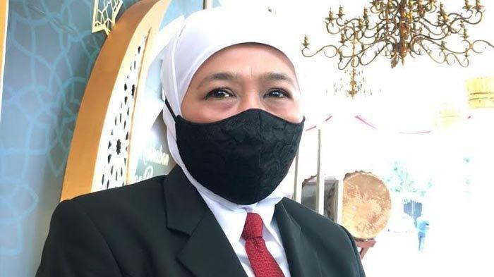 Gubernur Khofifah Ajak Warga Jatim Doakan Kapal Selam KRI Nanggala 402 Agar Segera Ditemukan