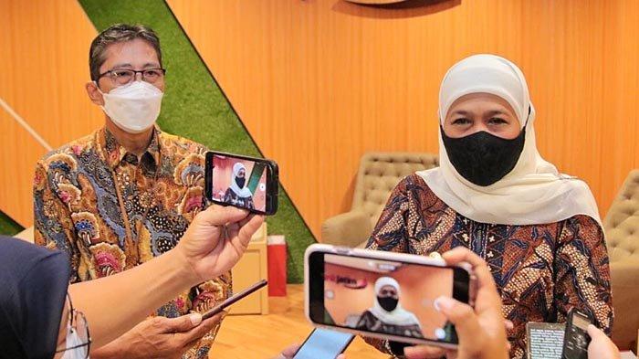 Gubernur Khofifah Tekankan Percepatan Perluasan Digitalisasi Keuangan Bank Jatim dan Berpihak UMKM