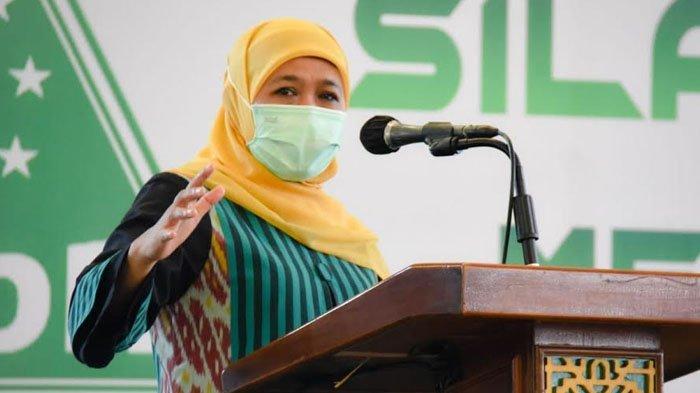 Gubernur Khofifah Ungkap Banyak Warga Bangkalan Menolak Tes Swab Massal Gratis, Ini Alasannya