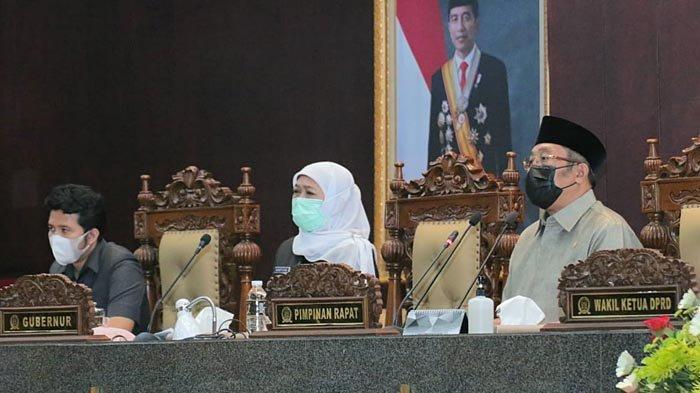 Gubernur Khofifah: Realisasi Pendapatan Daerah Provinsi Jatim TA 2020 Capai 104,94 Persen
