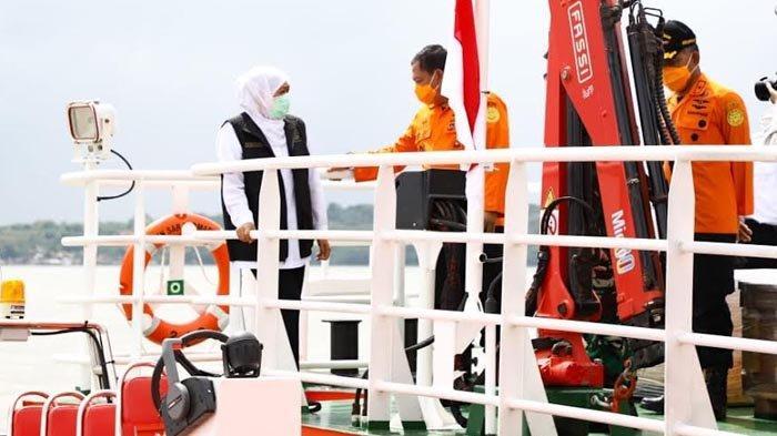KN SAR 249 Permadi Diresmikan untuk Jatim, Dilengkapi Teknologi Navigasi Pencarian yang Canggih