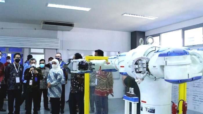 ITS Luncurkan 5G Experience Center Pertama di Indonesia