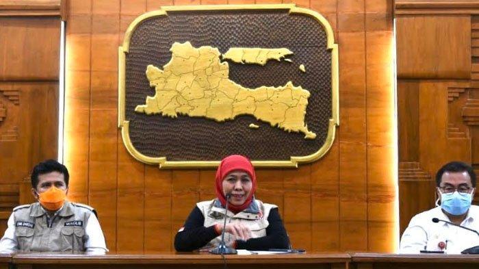 5 Pasien Positif Corona di Jatim Sembuh, Gubernur Khofifah Sebut 4 di Surabaya dan 1 di Malang