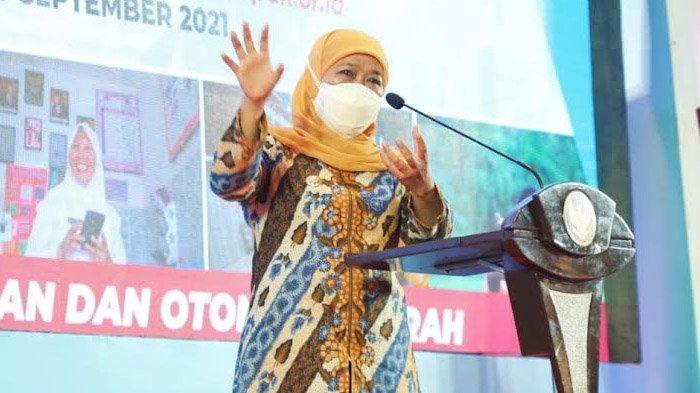 Launching Kecamatan CETTAR, Khofifah: Pentingnya Penguatan Institutional dan Capacity Building