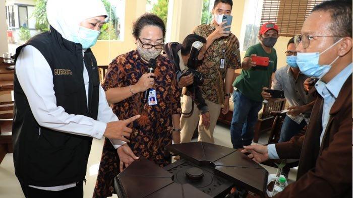 Tingkatkan Kualitas SDM, Gubernur Khofifah Gagas SMK Industri Perkayuan