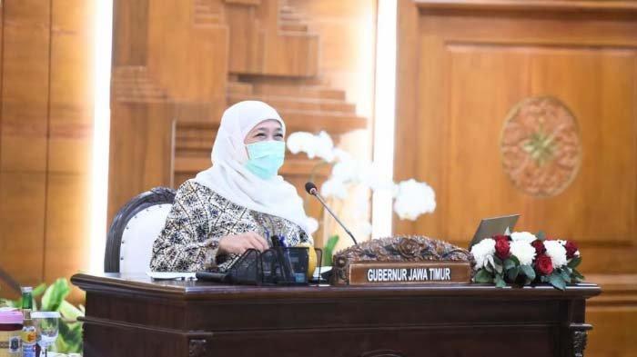 Gubernur Khofifah Targetkan Sertifikasi 2.425 Aset Tanah di Jatim Selesai pada 2023