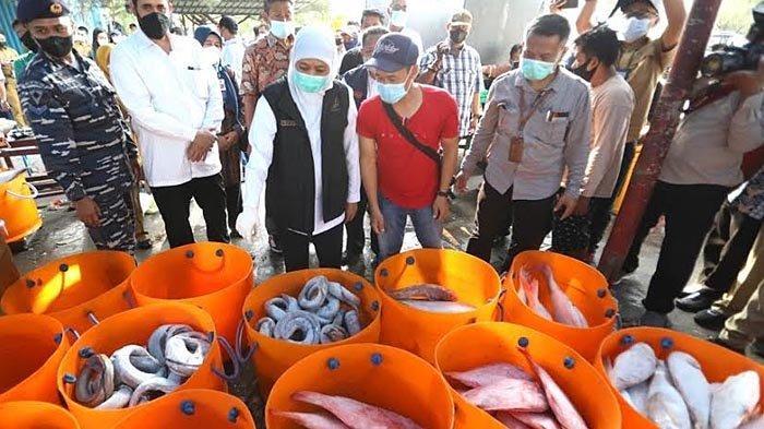 Gubernur Khofifah Tingkatkan Utilitas dan Perluas Pelabuhan Mayangan Probolinggo, Ini Tujuannya