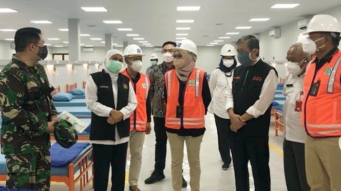 Gubernur Khofifah Siapkan Tempat Isoter untuk Ibu Hamil di Jatim, Tersuplai Oksigen yang Kontinu