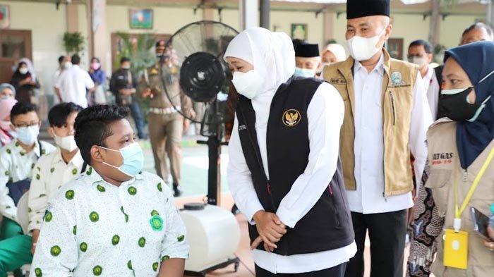 PTM Terbatas Bertahap di Jawa Timur Bertambah Jadi 29 Kabupaten dan Kota