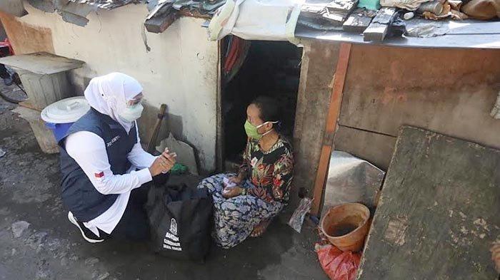 Pemprov Jatim Telah Guyur Bansos Senilai Rp 46,4 Miliar untuk Warga Terdampak Pandemi Covid-19
