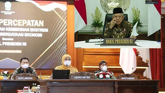 Lima Kabupaten di Jawa Timur Jadi Pilot Project Penanganan Kemiskinan Ekstrem