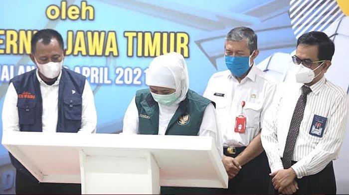 Gubernur Khofifah Resmikan Unit Hemodialisa RSSA Malang, RS di Jatim Akan Jadi Center of Excellent