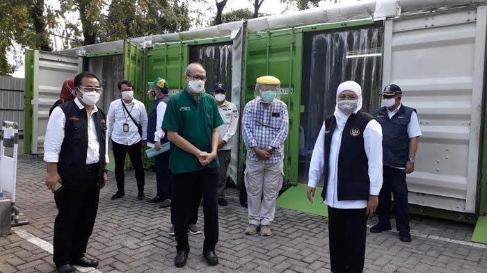 IGD dan Triase IGD RSUD Dr Soetomo Mulai Kosong, Kasus Covid-19 Bergejala Parah Disebut Melandai