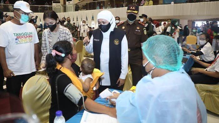 Mendesak Karena Sudah Jatuh Tempo, Jawa Timur Butuh 4,2 Juta Vaksin untuk Dosis Kedua