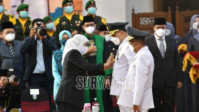Hari Ini Gubernur Jatim Hadiri Sertijab Wali Kota Surabaya, Kabupaten Sidoarjo dan Kota Pasuruan