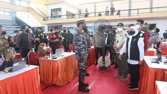 Progres Vaksinasi Covid-18 di Jawa Timur Sudah Mencapai 23,4 Persen