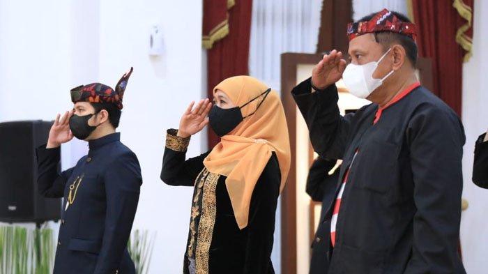 Gubernur Khofifah: Hari Lahir Pancasila Momentum Perekat Persatuan Bangsa
