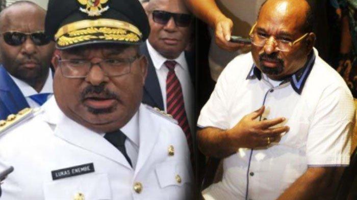 Biodata Lukas Enembe, Gubernur Papua Dikabarkan Meninggal Dunia, Jubir Membantah, Kapolda Bereaksi