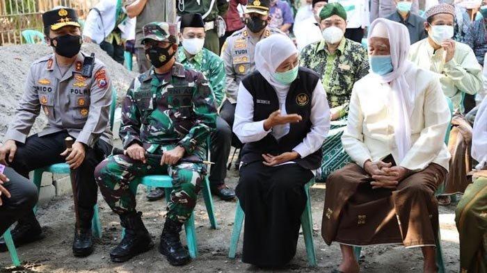Tambah Bed ICU, Gubernur Khofifah Upayakan Kota Batu Keluar dari Zona Merah