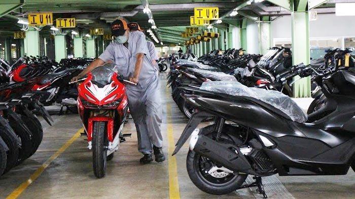 3 Gudang Unit MPM Honda Jatim Raih Sertifikasi Kualitas Manajemen Mutu ISO 9001:2015