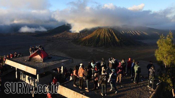 Gunung Bromo Dibuka Bulan Agustus 2020, Jumlah Pengunjung Dibatasi dan Reservasi Via Online