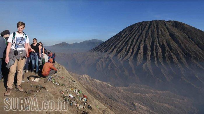 Ini 68 Gunung Api Aktif Di Indonesia Gunung Bromo Dan Semeru Di Jatim Masuk Dalam Daftar Halaman All Surya