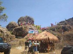 Kini Gunung Kapur Menjadi Wisata Baru