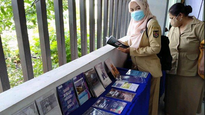 Guru-Guru di Kota Kediri Tetap Kreatif, Selama Pandemi Mampu Hasilkan Ratusan Judul Buku
