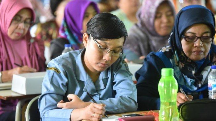 Guru Kelas 6 Diminta Buat Soal Tryout untuk Persiapan USBN, Sharing Keberhasilan Sekolah Berprestasi