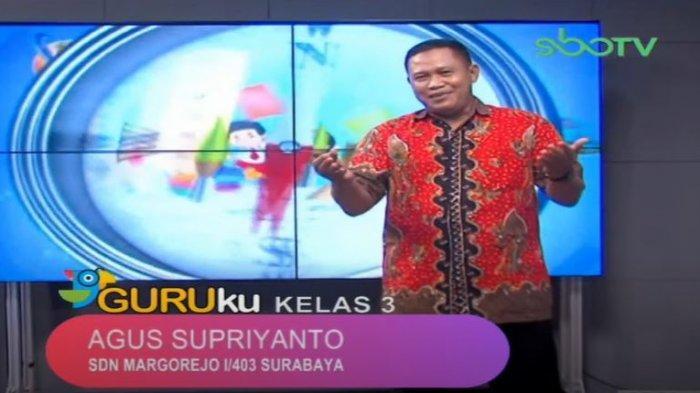Soal dan Jawaban SBO TV SD Kelas 3 Selasa 3 November 2020: Mengandung Zat Apakah Makanan Berikut?