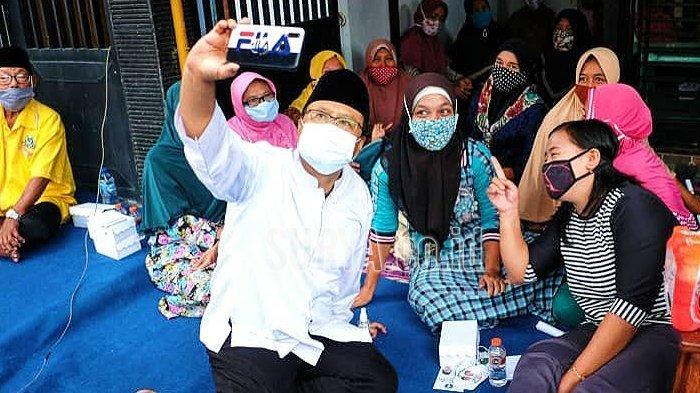 Pilwali Pasuruan 2020, Ini Strategi Gus Ipul Atasi Banjir di Kota Pasuruan