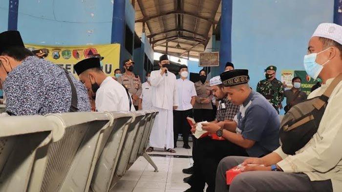 Haul Mbah Hamid, Gus Ipul: Pemkot Pasuruan Siap Ikut Gupuh Suguh dan Lungguh