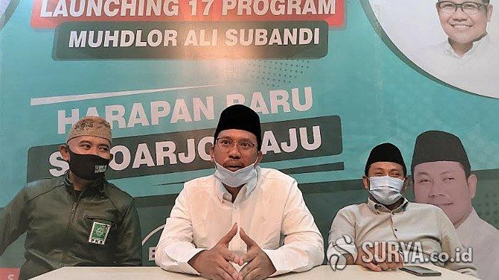 Gus Muhdlor Buka Suara, Tanggapi Rencana Gugatan BHS-Taufiq Terhadap Hasil Pilkada Sidoarjo 2020