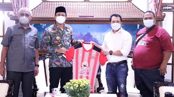Gus Muhdlor Siap Fasilitasi Deltras Sidoarjo yang Berlaga di Divisi Tiga Liga Indonesia
