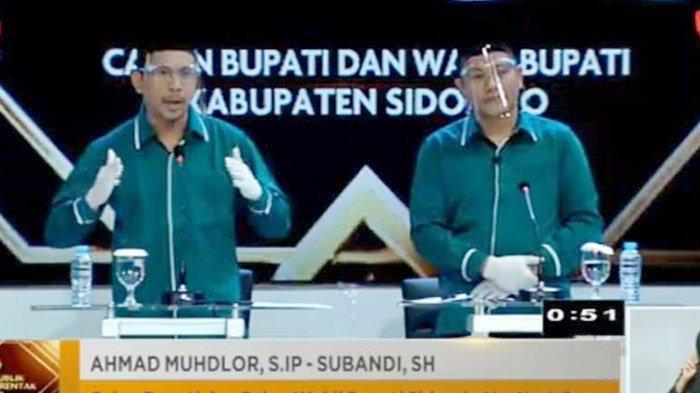 Update Hasil Pilkada Sidoarjo 2020: Gus Muhdlor Unggul Sementara, Cek www.pilkada2020.kpu.go.id