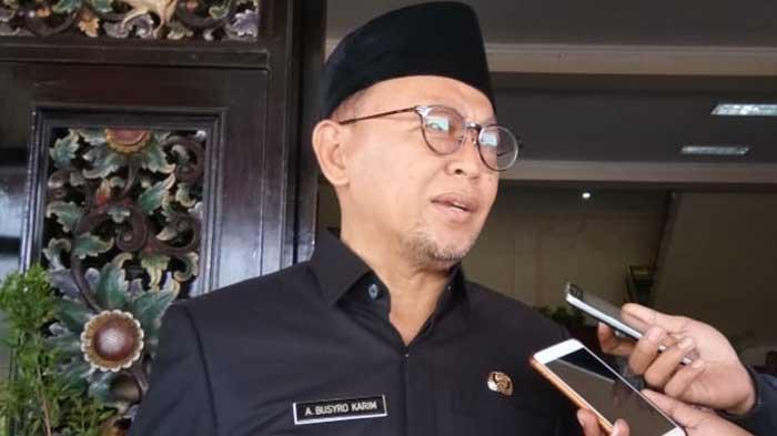 Bupati Sumenep Sebut KH Shalahuddin Wahid (Gus Sholah) Sosok Pemersatu Bangsa