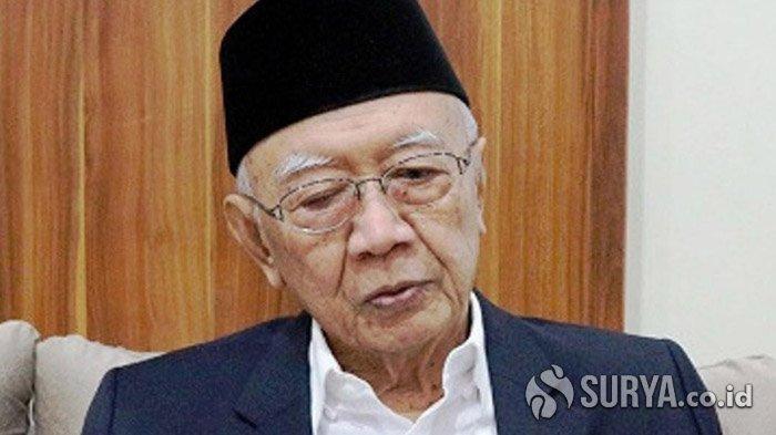 BERITA DUKA: KH Salahuddin Wahid atau Gus Solah Meninggal Dunia di Jakarta