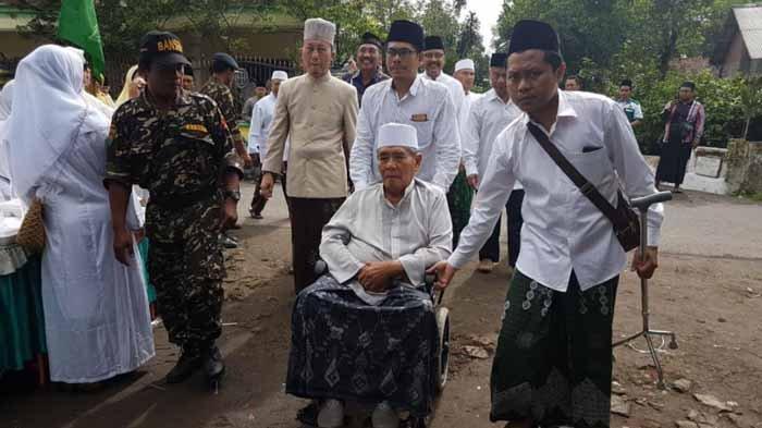 Kiai Sepuh di Kediri, KH Ahmad Zainuddin Djazuli Wafat karena Sakit Hari Ini, Sabtu 10 Juli 2021