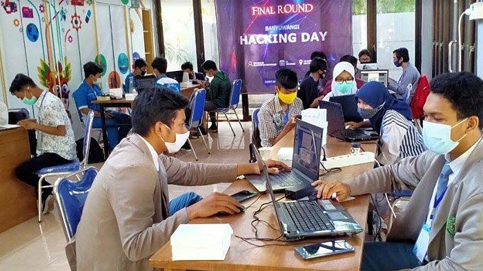 Dari Hacking Day Competition, Banyuwangi Asah Talenta Cybersecurity Daerah