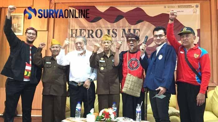 Hadir di Acara Hero is Me, Veteran Surabaya Ini Menangis Lihat Kondisi Indonesia saat Ini
