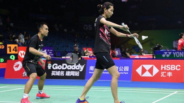 Hafiz Faizal/Gloria Emanuelle Widjaja Kejar Turnamen Besar Ini Supaya Lolos ke Olympiade Tokyo 2021