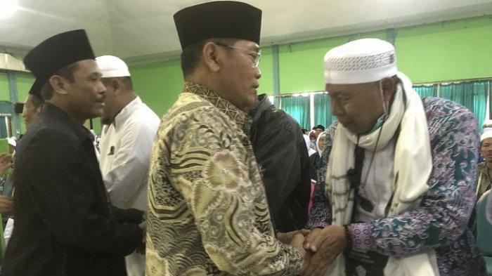 Rombongan Terakhir Jamaah Haji Debarkasi Surabaya Tiba di Tanah Air