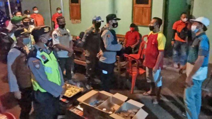 Satgas Covid-19 Kota Blitar Hentikan Acara Halal Bihalal di Rumah Warga Sanawetan