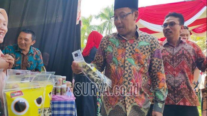 Intip Keseruan Bazar Ramadan Murah di Malang, Ada Sembako Berharga Miring