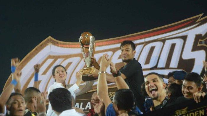 Milo dan Hamka Sebut Aremania Jadi Kunci Keberhasilan Arema FC Juara Piala Presiden 2019
