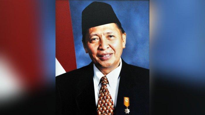 Biodata Hamzah Haz Wakil Presiden RI ke-9 Pendamping Megawati yang Dirawat di Rumah Sakit