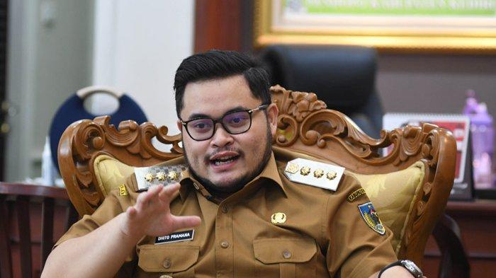 Mas Dhito, Putra Menteri Pramono Anung yang Tak Pernah Bermimpi Jadi Bupati Kediri (2)