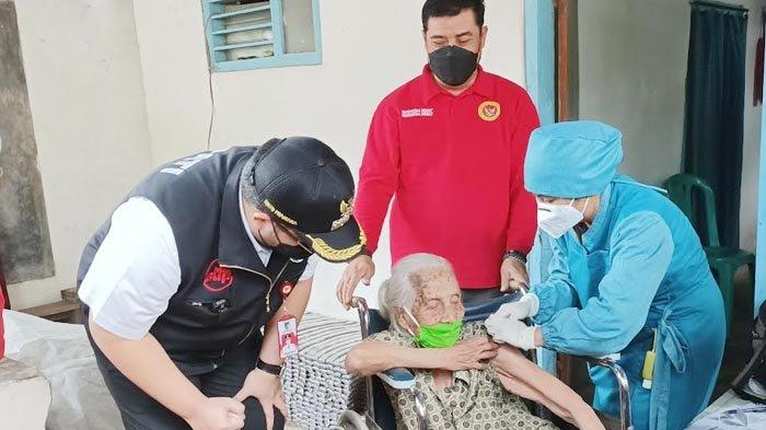 BINDA Jatim Gelontorkan Ribuan Vaksin untuk Pelajar dan Door to Door ke Masyarakat di Kediri